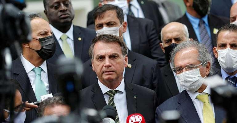 REUTERS - Adriano Machado