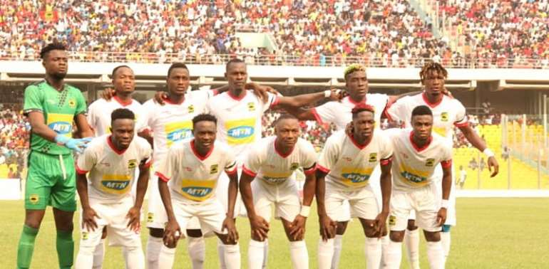 Kotoko Have Quality Players Than Hearts of Oak - Charles Allotey