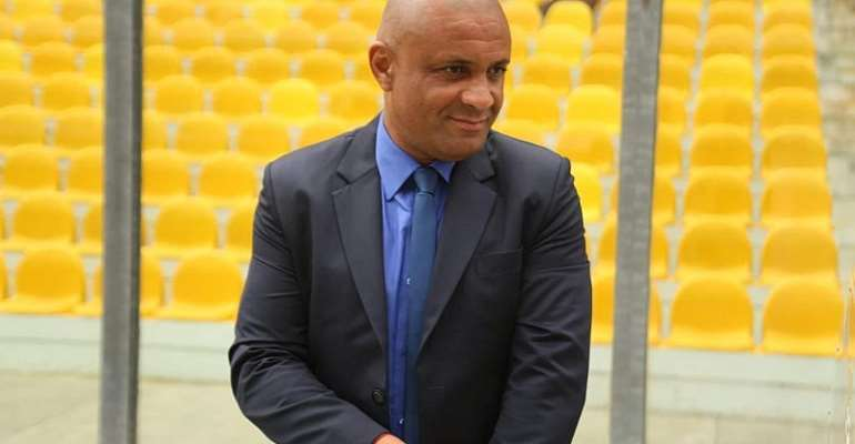 Kim Grant Hits Back At Critics; Says He Is Focused On Leading Hearts To Glory
