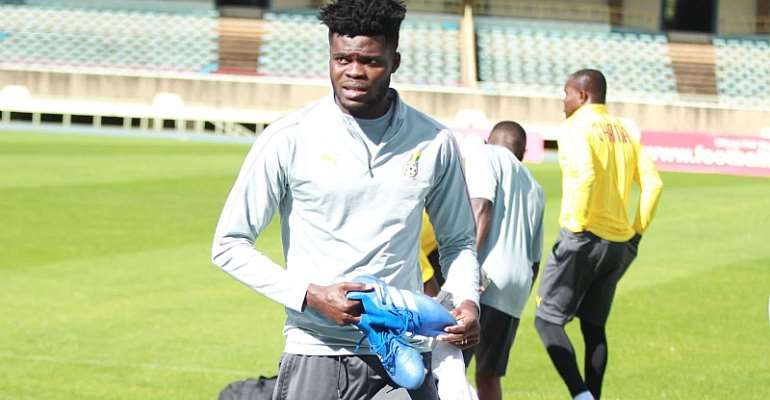 AFCON 2019: Partey Rejects Ghana Criticism Ahead Of Afcon