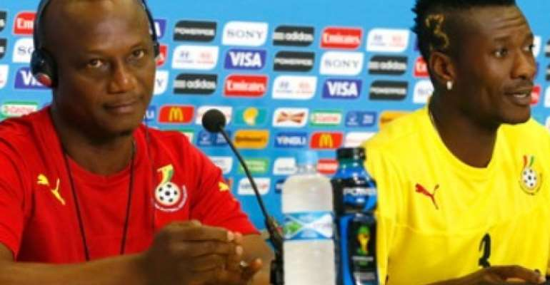 Asamoah Gyan Has Been Force To Retire Because Of Prophecy - Aide