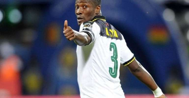 Asamoah Gyan To Recind Decision To Retire From Black Stars - Reports
