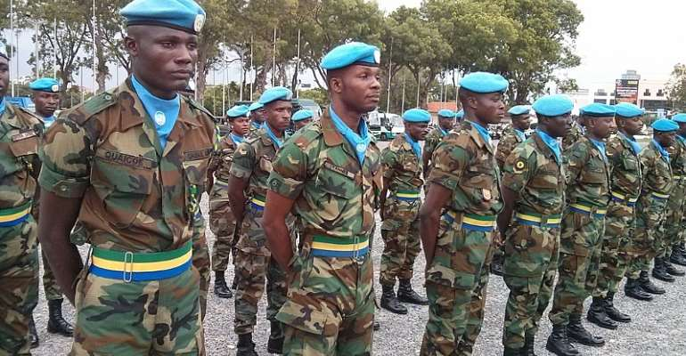 Two Fallen Ghanaian Peacekeepers To Be Honoured At UN Peacekeepers Day