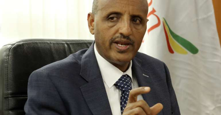 Tewolde Gebremriam, Ethiopian Airlines Group CEO
