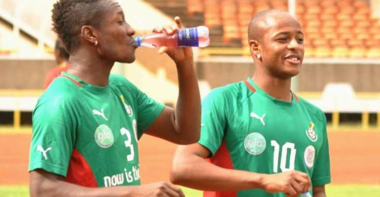 Woyome Calls For Calm Amidst Black Stars Captaincy Brouhaha