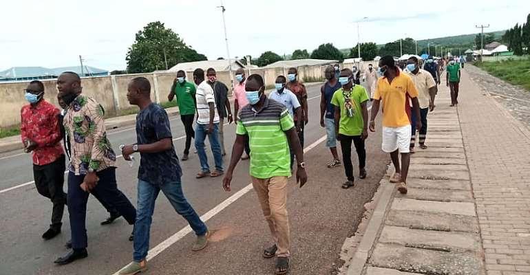 NDC Petitions Yagbonwura Over Jailing Of Gonja Chief