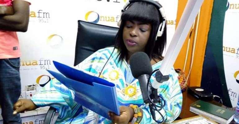Owurayere, Host Of 'Obaasima' On Onua 5.1 FM