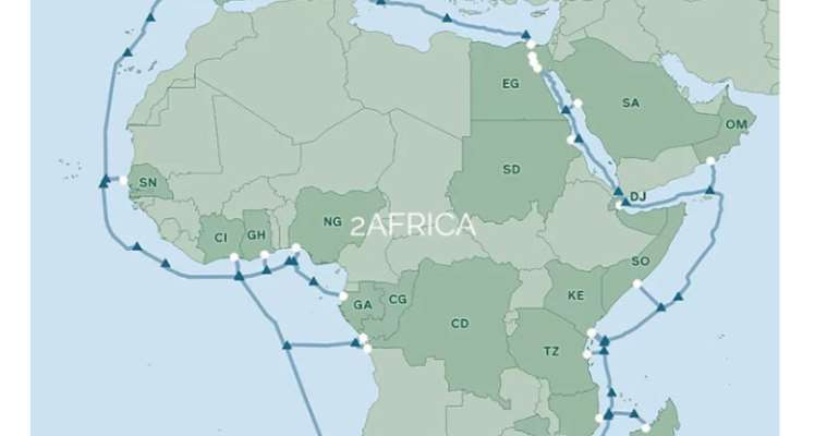 Tech Companies In Africa, Asia And Europe Team Up To Build Subsea Cable