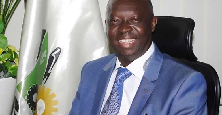 Kwabena Yeboah