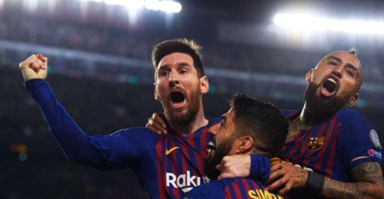Messi Magic Gives Barcelona Huge Advantage Over Liverpool