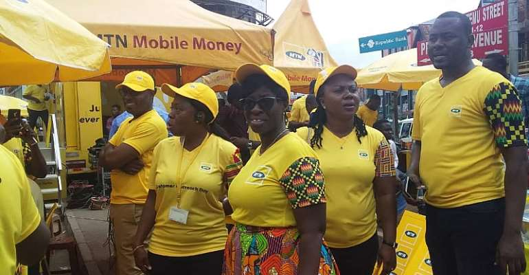 MTN Explains Recent Network Interruptions In Kumasi