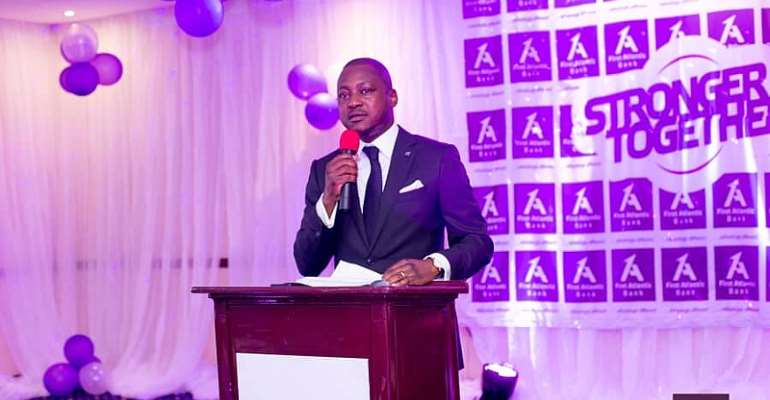 First Atlantic Bank On The Path Of Phenomenal Growth