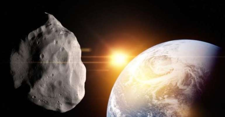 A Giant Asteroid Named After A God Of Death Will Whiz By Earth In 10years
