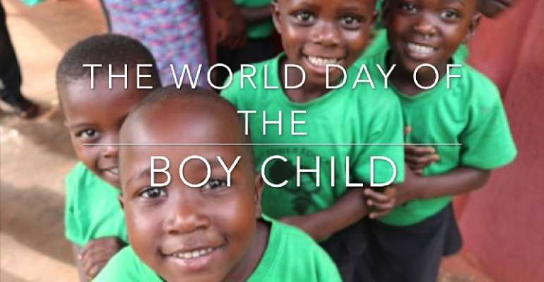 The Relevance Of 'World Day Of The Boy Child'