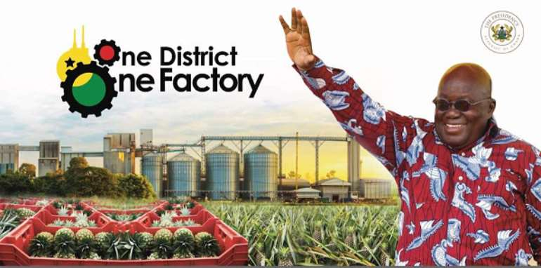 1D1F: There Is No Soya Beans Processing Factory In Kintampo – NDC Exposes Gov't