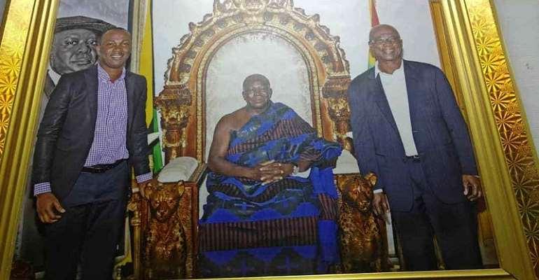 Kasapreko Commemorates 20th Anniversary With Asantehene
