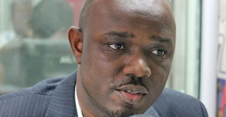 Executive Director of ACEP, Mr Benjamin Boakye