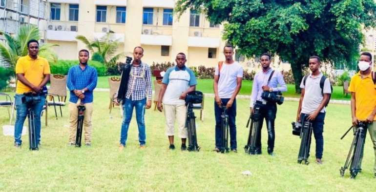 On Workers' Day, SJS Calls For Adequate Protection And Fair Pay For Somali Journalists