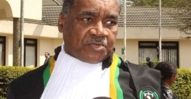 African Court Former President Has Died