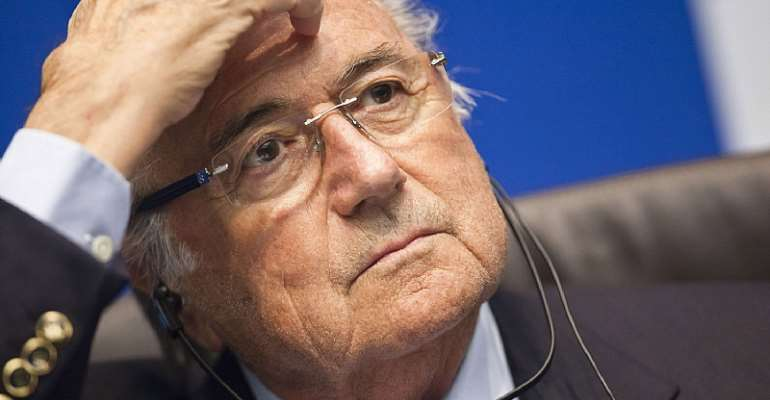 FIFA takes action after Swiss authorities drop part of Sepp Blatter investigation