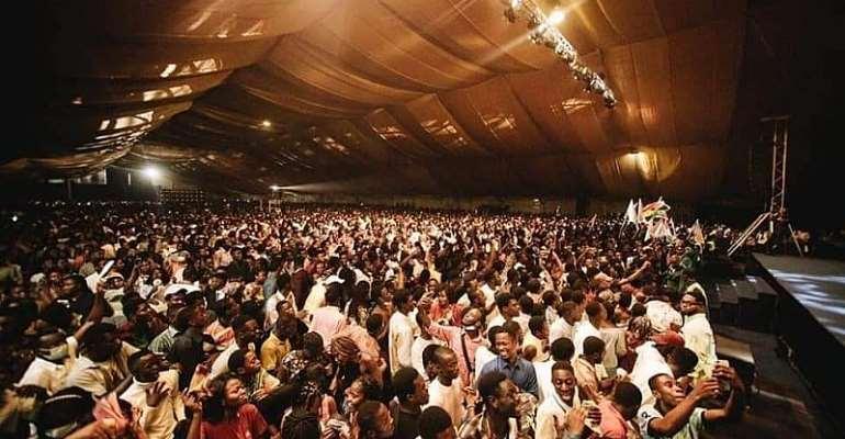 OccupyGhana call for Probe into 'covid19 super-spreader religious event'