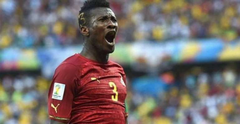 It Is My Desire To Help Ghana Win 2019 AFCON – Asamoah Gyan