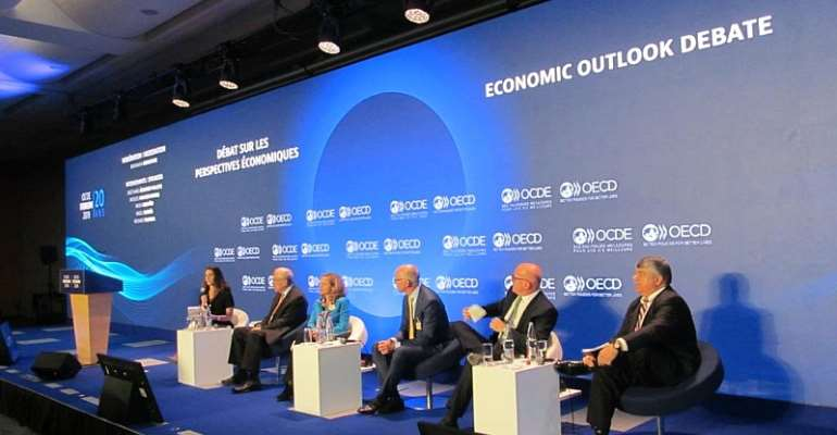 World economy threatened by sabre-rattling trade-wars