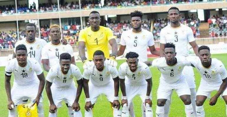 AFCON 2019: Asamoah Gyan Named In Kwesi Appiah's 29 Man Provisional Squad