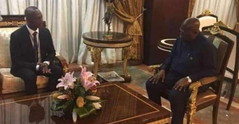 AFCON 2019: Prez. Akufo-Addo Backs Kwesi Appiah's Decision On Black Stars Captaincy