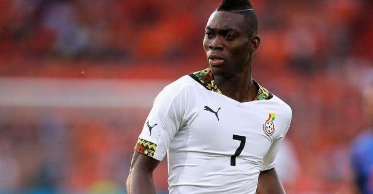 Christian Atsu Ready For Black Stars Training Camp Ahead Of 2019 AFCON