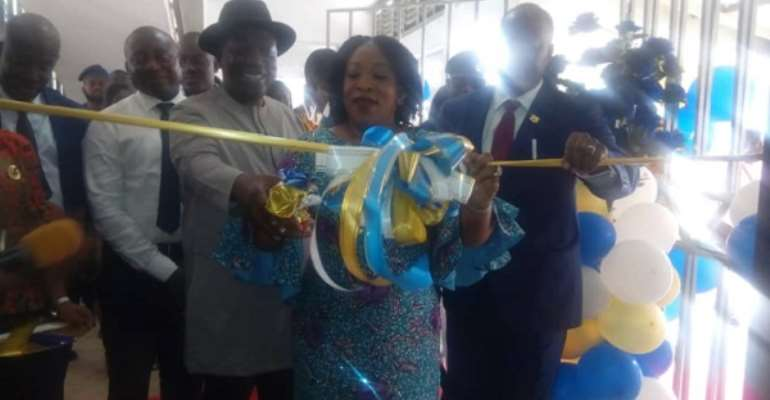 Minister Commissions New Passport Office In Tema