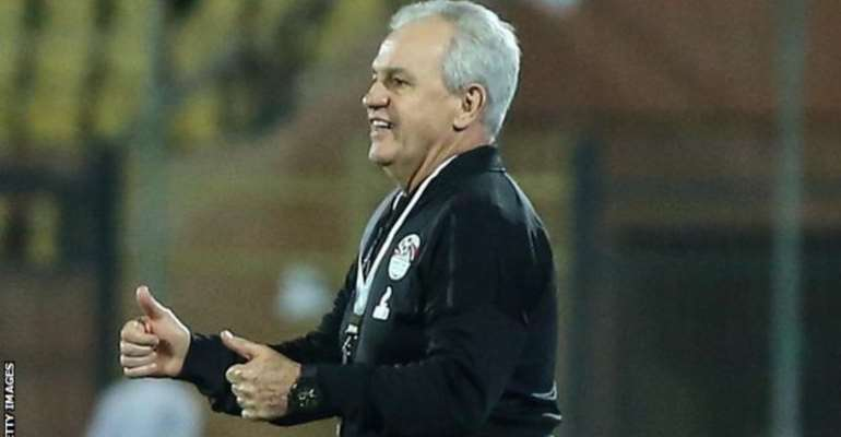 AFCON 2019: Egypt Recall Ahmed Ali After Eight Years