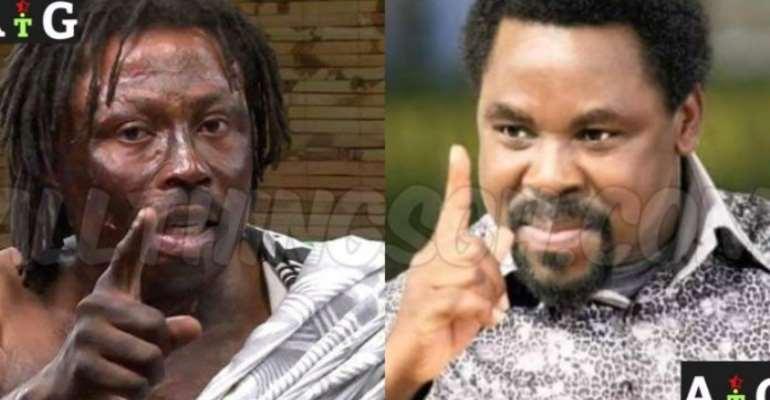 AFCON 2019: Why Seek Help From T.B Joshua When Prophet Owusu Bempah Is In Ghana? – Bonsam Quizzes