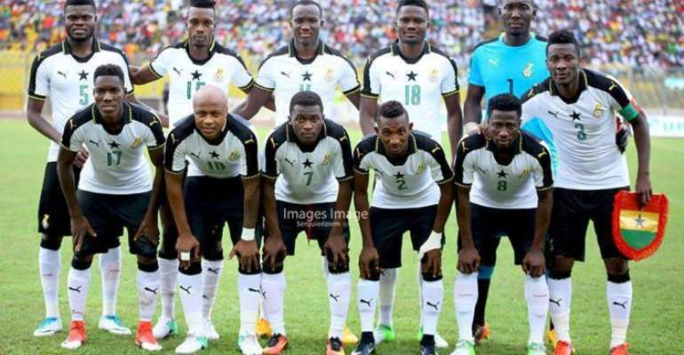 OFFICIAL: Black Stars Coach Kwesi Appiah Names 29-Man Provisional Squad Ahead Of 2019 AFCON
