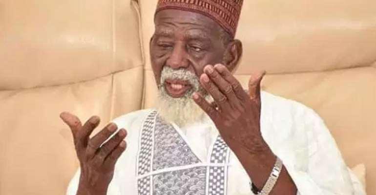Coronavirus: Chief Imam to hold virtual prayers On Sunday