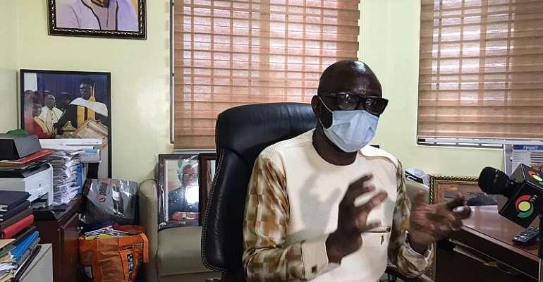 Dr. Joseph Obeng, President Of GUTA