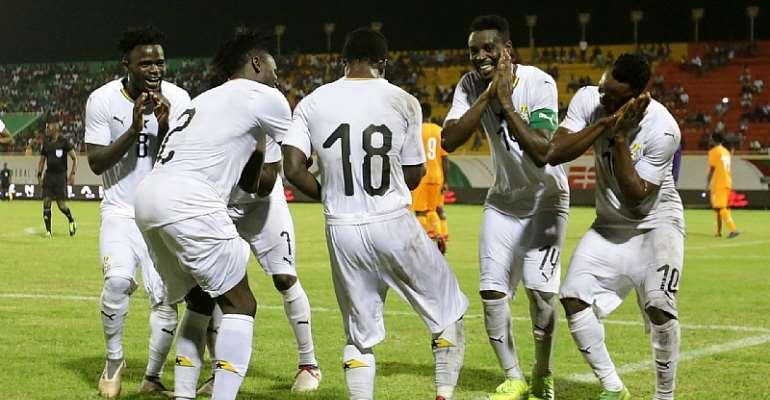 Ghana FA Release $25,000 To Black Stars B To Fulfill WAFU Promise