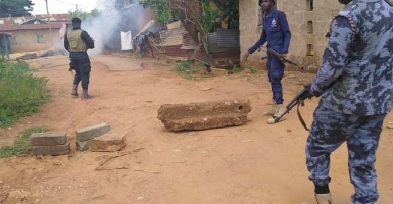 Our Action Was In Self-Defense – Police