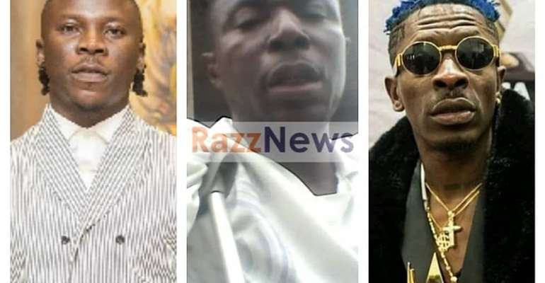 Disable Group Attacks Shatta Wale For Mocking Stonebwoy