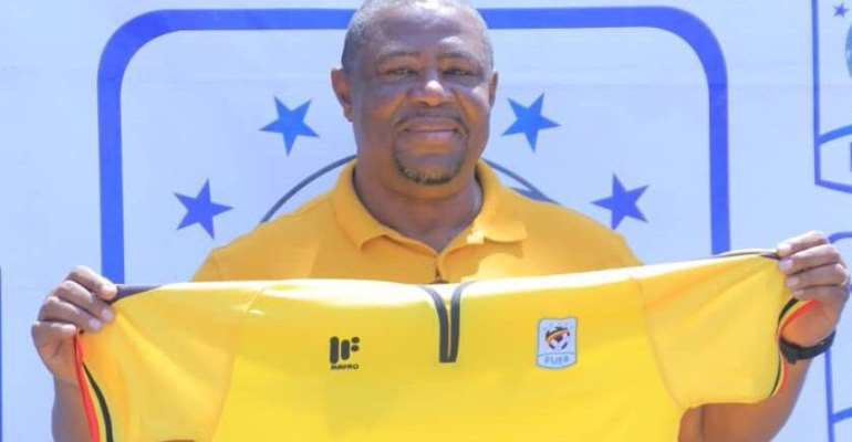 EXCLUSIVE: Uganda FA Part Ways Former Ghana Coach Paa Kwesi Fabin