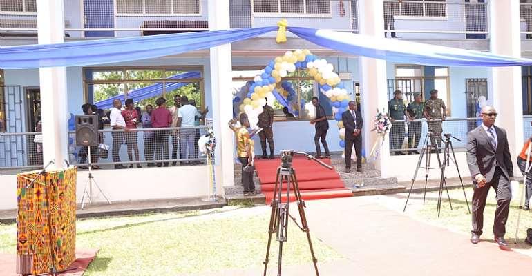 Eastern Region: Ultra-Modern Passport Application Center Opened