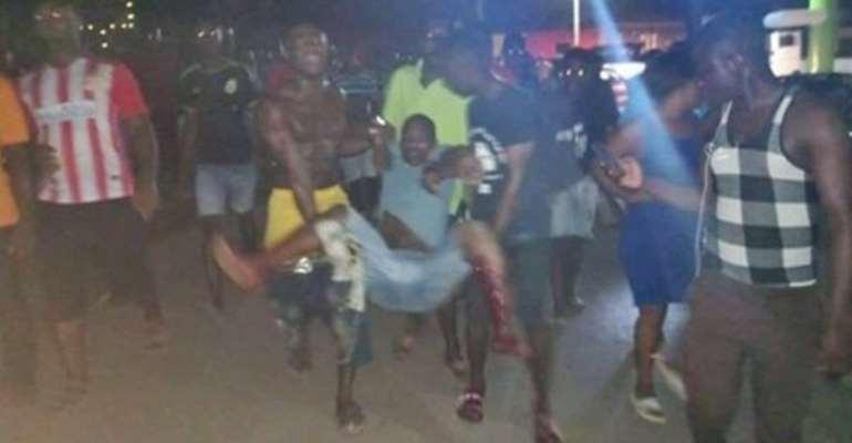 Police Brutality On Krobo Protesters, Cast A Slur On Ghana's Democracy —NDC
