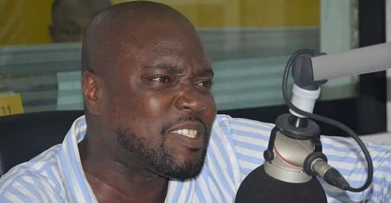 SAD: Renowned Sports Journalist 'Evangelist Kofi Appiah' Is Dead
