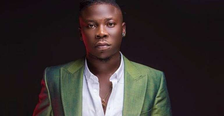 VGMA's fracas has made me wise – Stonebwoy