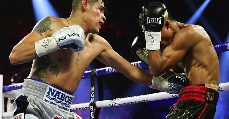 Emanuel Navarrete To Fight On June 6 In Mexico City