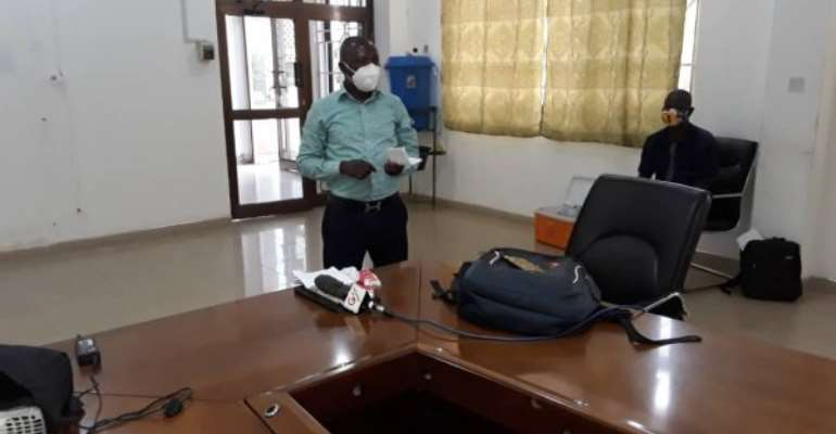 Covid-19: All Patients At Upper East Regional Hospital Discharged