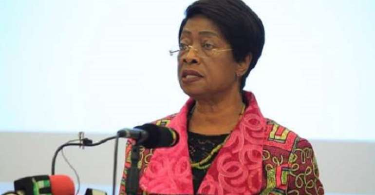 Sophia Akuffo hit back at critics of COVID-19 fund trustees