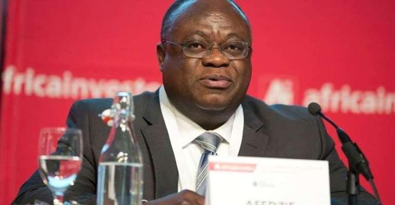 Ekow Afedzie, Deputy Director of GSE