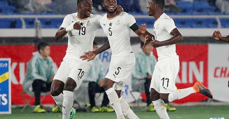 AFCON 2019: Thomas Partey Can Lead Ghana To Annex AFCON - Stephen Appiah