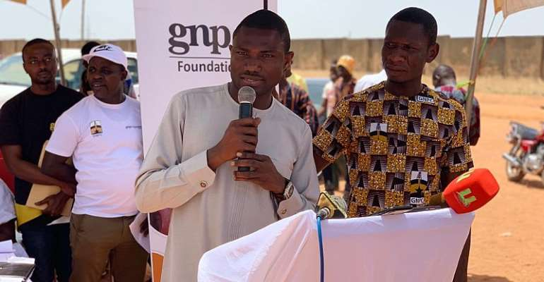 GNPC Foundation Director Advise Others To Learn From Their CSI Model